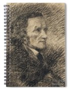 Richard Wagner  Spiral Notebook
