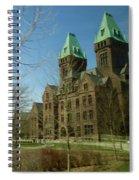Richardon Olmsted Complex, Buffalo Spiral Notebook