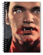 Richie Rising - From Dusk Till Dawn Spiral Notebook