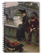 Richmond Bridge Spiral Notebook