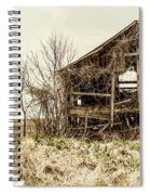 Rickety Shack Spiral Notebook