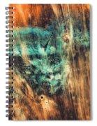 Riddicks World Watercolor Painting Spiral Notebook