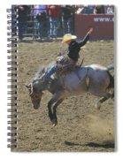 Ride Em Cowboy Spiral Notebook
