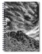 Ridge Route Spiral Notebook