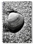 Ridges Spiral Notebook