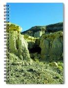 Rigid New Mexico Spiral Notebook