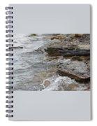 Little Waves Spiral Notebook
