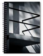 Rietveld Schroderhuis Spiral Notebook