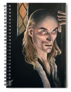 Riff Raff - Rocky Horror Picture Show Spiral Notebook