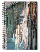 Riflessi Bianchi Spiral Notebook