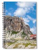Rifugio Localtelli Spiral Notebook