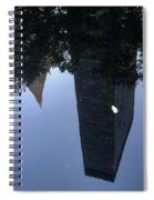 Right Side Up Spiral Notebook