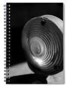 Right Turn Signal Spiral Notebook