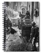 Riis: Bandits Roost, 1887 Spiral Notebook
