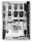 Riis: Lower East Side Spiral Notebook