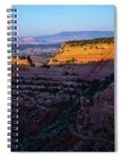 Rimrock Sundown Spiral Notebook