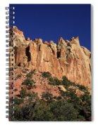 Rimrocks, State Of Utah Spiral Notebook