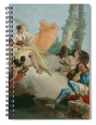 Rinaldo Enchanted By Armida Spiral Notebook
