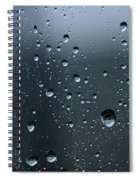Rindrops 3 Spiral Notebook
