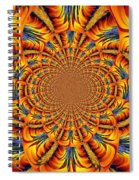 Ring Of Fire Spiral Notebook
