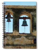 Ringing Bells Spiral Notebook