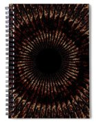 Rings Of Fire Spiral Notebook