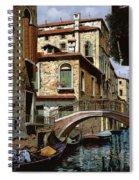 Rio Degli Squeri Spiral Notebook