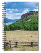 Rio Grande Headwaters #2 Spiral Notebook