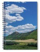 Rio Grande Headwaters #3 Spiral Notebook
