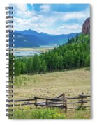 Rio Grande Headwaters Spiral Notebook