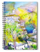 Rioja Spain 04 Spiral Notebook