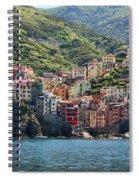 Riomaggiore 0577 Spiral Notebook