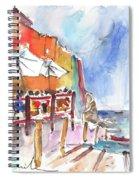 Riomaggiore In Italy 03 Spiral Notebook