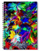 Riot Of Color Spiral Notebook
