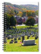 Rip Fall Colors Spiral Notebook