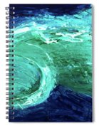 Rip Tide Spiral Notebook