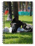 Rip Van Winkle Spiral Notebook