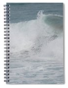Ripple Spiral Notebook