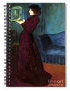 Ripple-ronai: Woman, 1892 Spiral Notebook