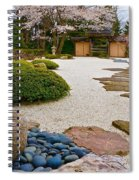 Ripples And Serenity Spiral Notebook