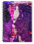 Ripples Of Circumstance Spiral Notebook
