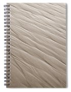 Rippling Spiral Notebook