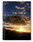 Rise And Shine  Spiral Notebook