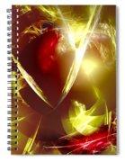 Rise Like A Phoenix Spiral Notebook