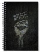 Rise Power Spiral Notebook