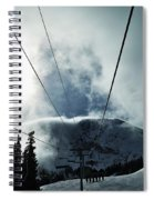 Rise To The Sun Spiral Notebook
