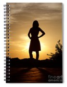 Rise Up Spiral Notebook