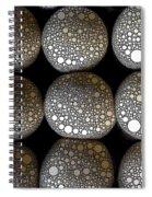 Rising Buns Spiral Notebook