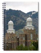 Rising Forth Spiral Notebook