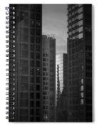 Ritz Carlton Chicago Spiral Notebook